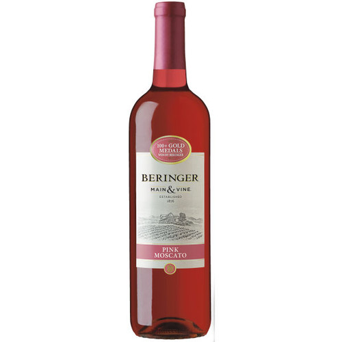 Beringer Main & Vine California Pink Moscato