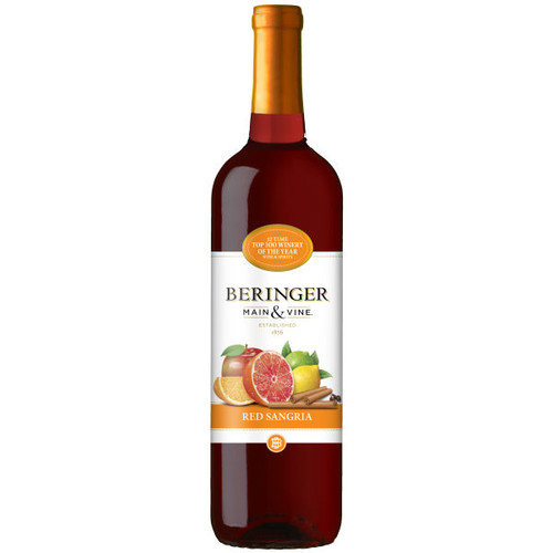Beringer Main & Vine Red Sangria California NV