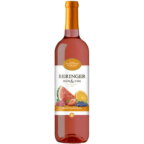 Beringer Main & Vine Rose Sangria California NV