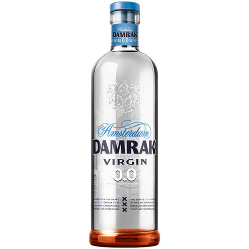 Damrak Virgin 0.0 Non-Alcoholic Spirit 750ml