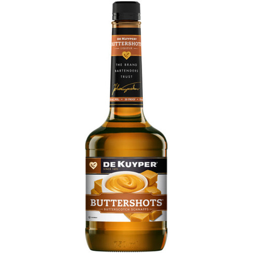 Dekuyper Buttershots Schnapps Liqueur 1L