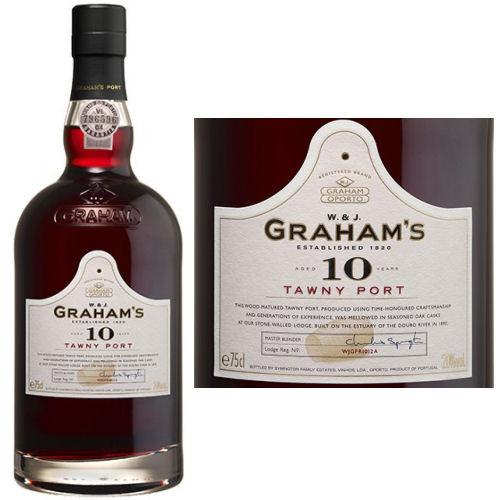 Graham's 10 Year Old Tawny Port