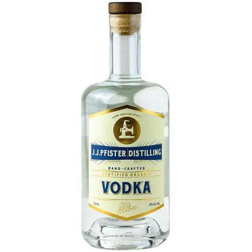 J.J. Pfister Organic Vodka 750ml