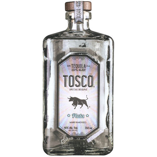 Tosco Plata Tequila 750ml