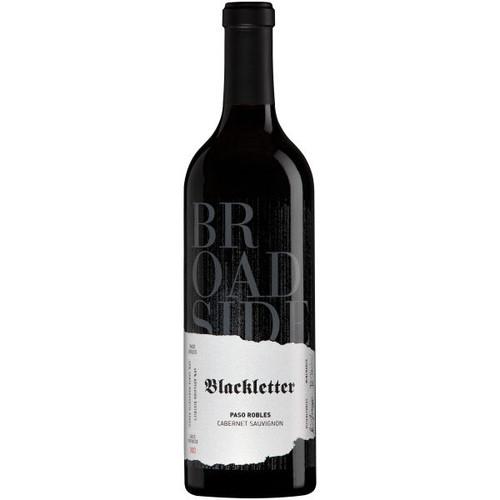 Broadside Blackletter Paso Robles Cabernet