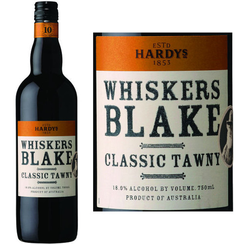 Hardys Whiskers Blake 10 Year Old Tawny Port