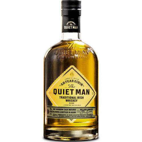 Quiet Man TraditionalIrish Whiskey 750ml