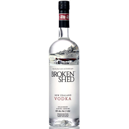 Broken Shed New Zealand Vodka 750ml