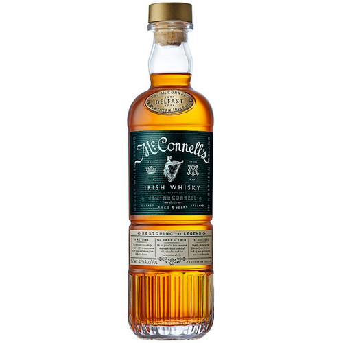 McConnell's 5 Year Old Irish Whiskey 750ml
