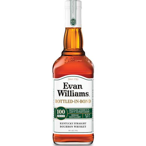 Evan Williams Bottled-in-Bond Kentucky Straight Bourbon Whiskey 750ml