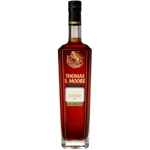 Thomas S. Moore Chardonnay Cask Finish Kentucky Straight Bourbon Whiskey 750ml