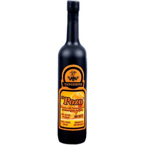 El Pozo Tangerine Tequila 750ml