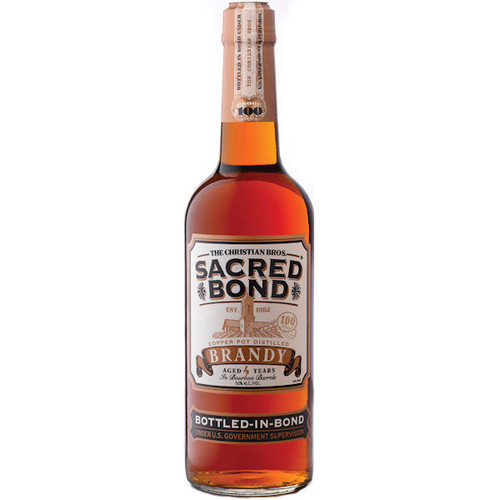 Christian Brothers Sacred Bond Brandy 750ml