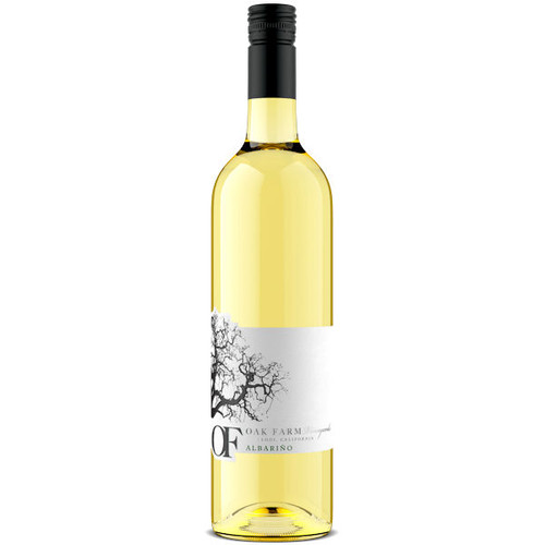 Oak Farm Vineyards Lodi Albarino
