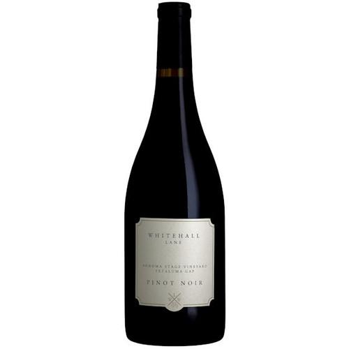 Whitehall Lane Sonoma Stage Vineyard Petaluma Gap Pinot Noir
