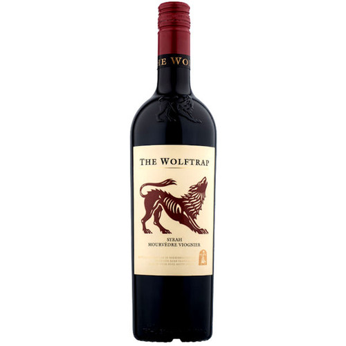 The Wolftrap Red Blend