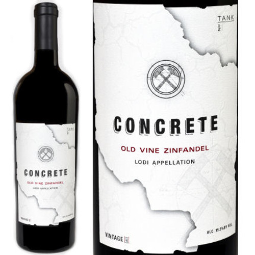 Concrete Lodi Old Vines Zinfandel