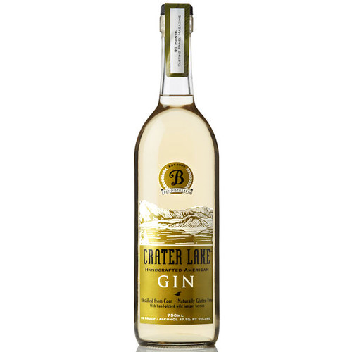 Crater Lake American Gin 750ml