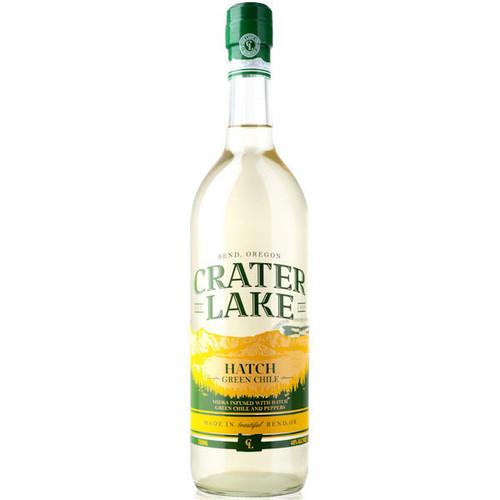 Crater Lake Hatch Green Chile Vodka 750ml