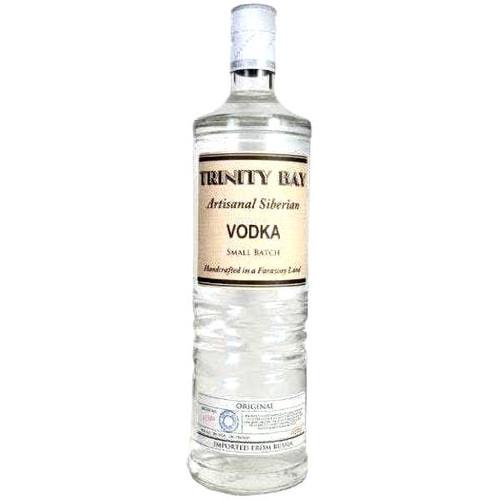 Trinity Bay Artisanal Siberian Vodka 1L855886001302