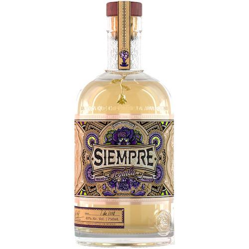 Siempre Reposado Tequila 750ml