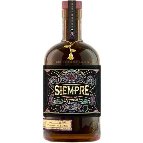 Siempre Anejo Tequila 750ml