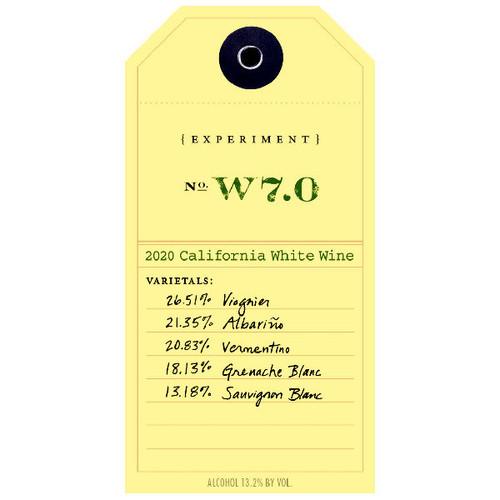 Ovid Experiment W6.9 California White Blend
