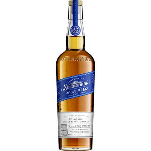 Stranahan's Blue Peak Single Malt Colorado Whiskey 750ml