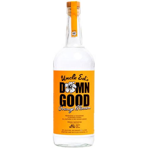 Uncle Ed's Damn Good Orange Blossom Vodka 1L