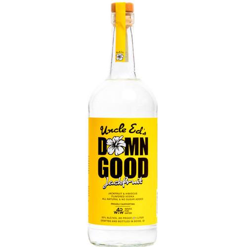 Uncle Ed's Damn Good Jackfruit Vodka 1L