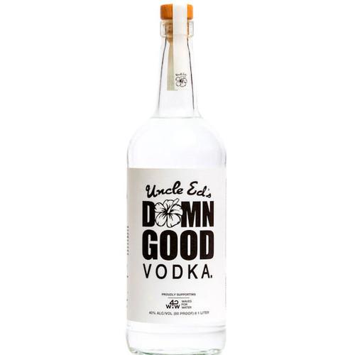 Uncle Ed's Damn Good Original Vodka 1L