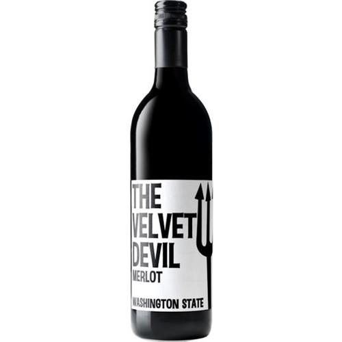Charles Smith The Velvet Devil Merlot Washington