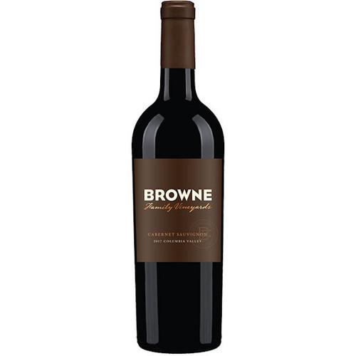 Browne Family Vineyards Family Vineyards Columbia Valley Cabernet Washington