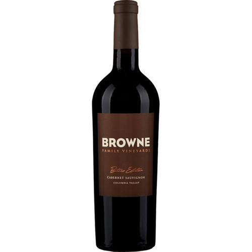 Browne Family Vineyards Columbia Valley Cabernet Washington