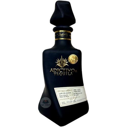 Adictivo Extra Anejo Black Tequila 750ml