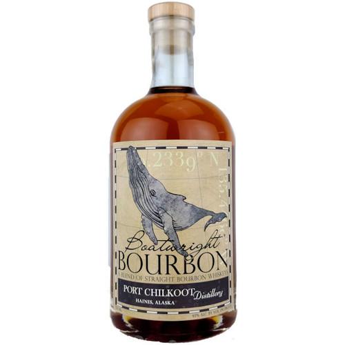 Port Chilkoot Boatright Bourbon 750ml