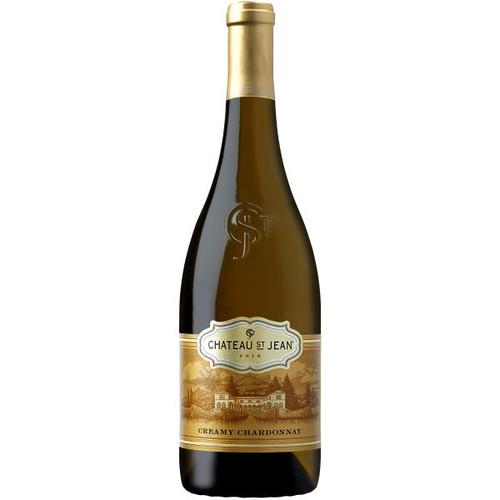 Chateau St. Jean Creamy California Chardonnay