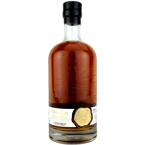 Don Alberto Extra Anejo Wine Cask Finished Tequila 750ml