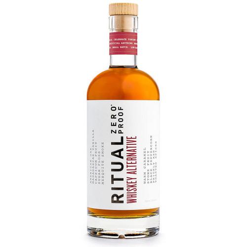 Ritual Zero Proof Whiskey Alternative 750ml