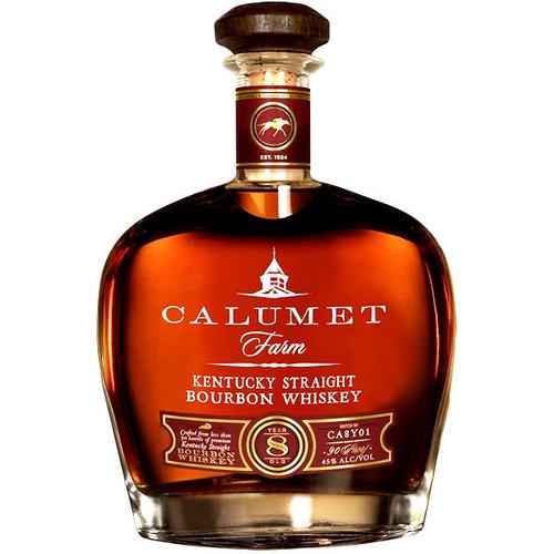 Calumet Farm 8 Year Old Kentucky Straight Bourbon Whiskey 750ml