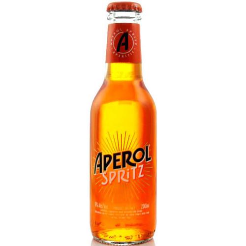 Aperol Orange Spritz 200ml 3 Pack