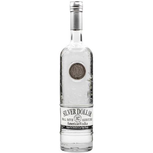 Smoke Wagon Silver Dollar American Vodka 750ml