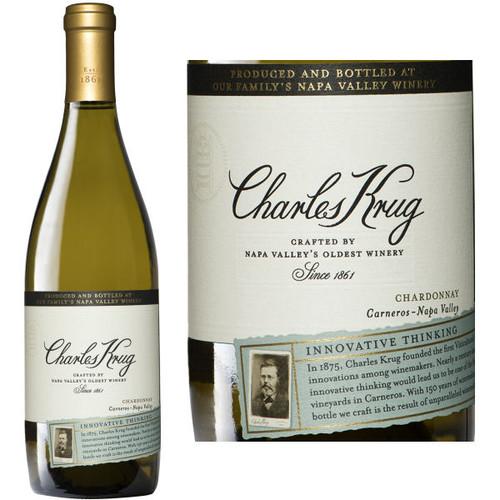 Charles Krug Carneros Napa Chardonnay
