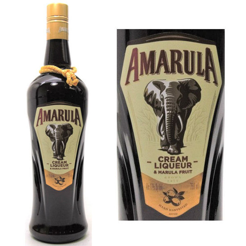 Amarula Cream Liqueur 750ml South Africa