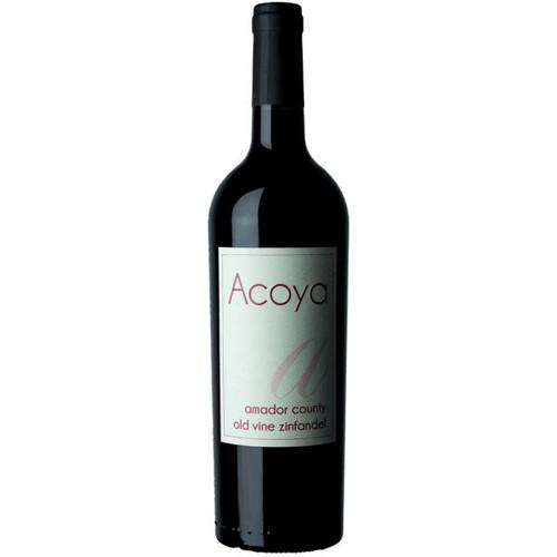 Acoya Amador County Old Vine Zinfandel