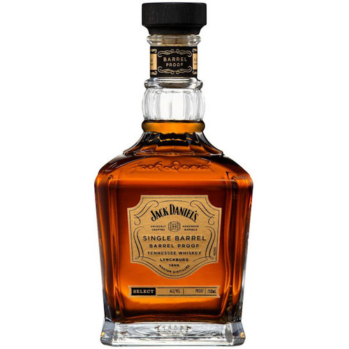 Jack Daniel's Single Barrel Barrel Proof Tennessee Whiskey 750ML