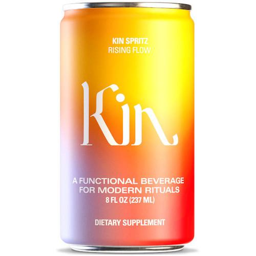 Kin Spritz Non Alcoholic Spirits Non Alcoholic Spirits 4-pack 8oz Cans