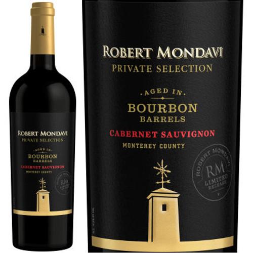 Robert Mondavi Private Selection Monterey Bourbon Barrel-Aged Cabernet