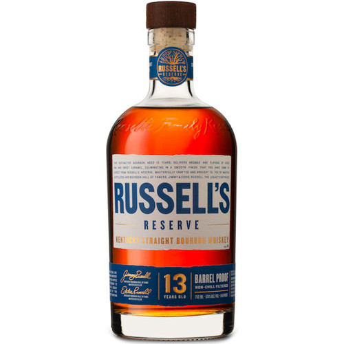 Russell's Reserve 13 Year Old Barrel Proof Kentucky Straight Bourbon 750ml