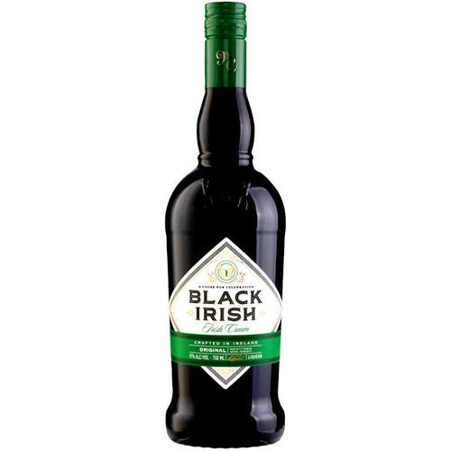 Black Irish Original Irish Cream Liqueur 750ml